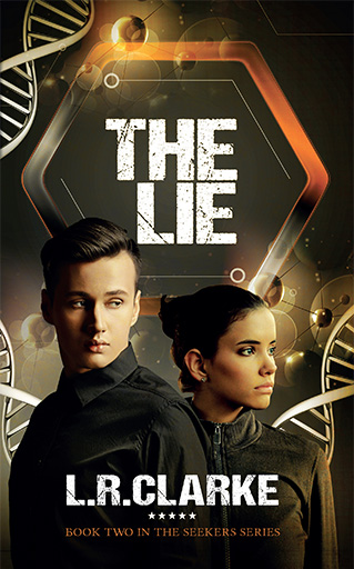 The Lie Front Cover Image